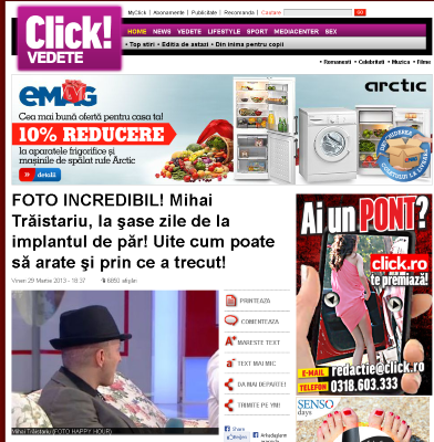 Click Vedete